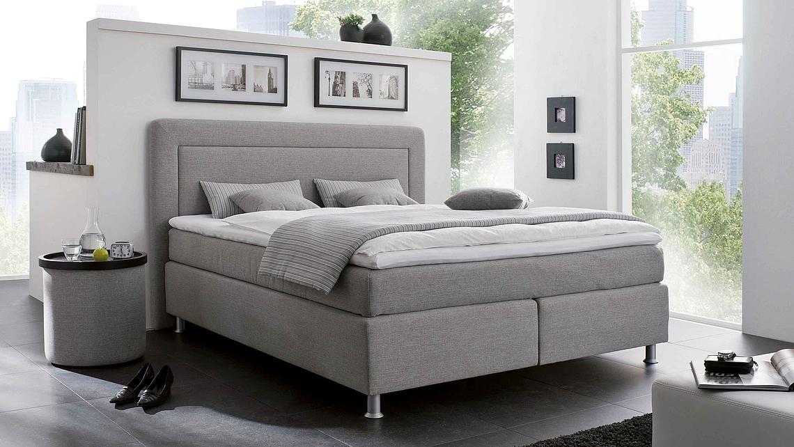 schlafzimmer einrichten boxspringbett: produkte / hotel & office, Modernes haus